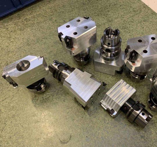 Výroba speciálních nástrojů