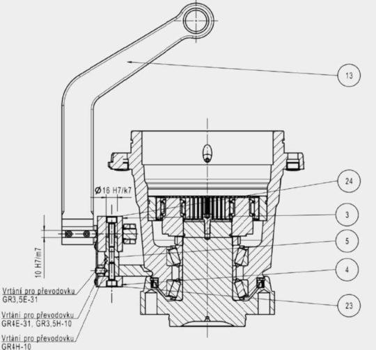 Konstrukce přípravků a měřidel